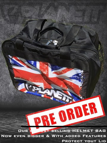 Helmet Carry Bag-UK-PreOrder